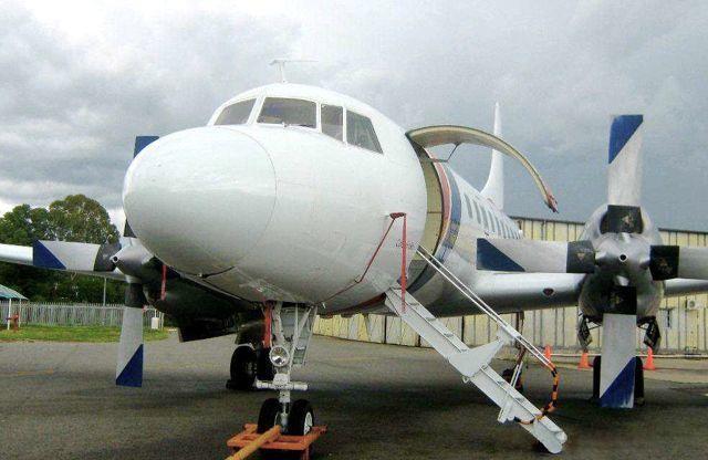 Convair 580 Freighter 1