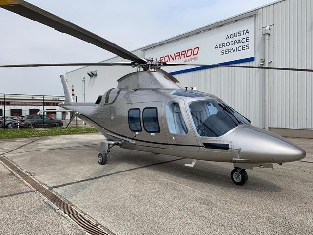 Agusta A109SP Exterior