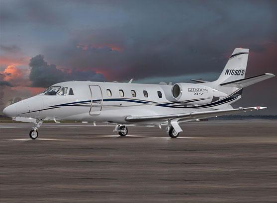 Cessna Citation XLS+ 1