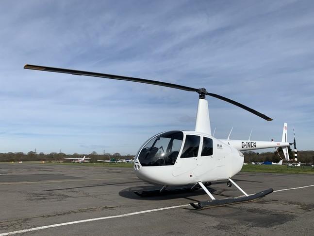 Robinson R44 Clipper II Exterior