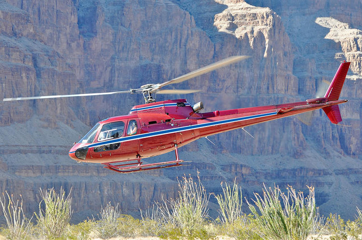 Airbus/Eurocopter AS 350B-2 1