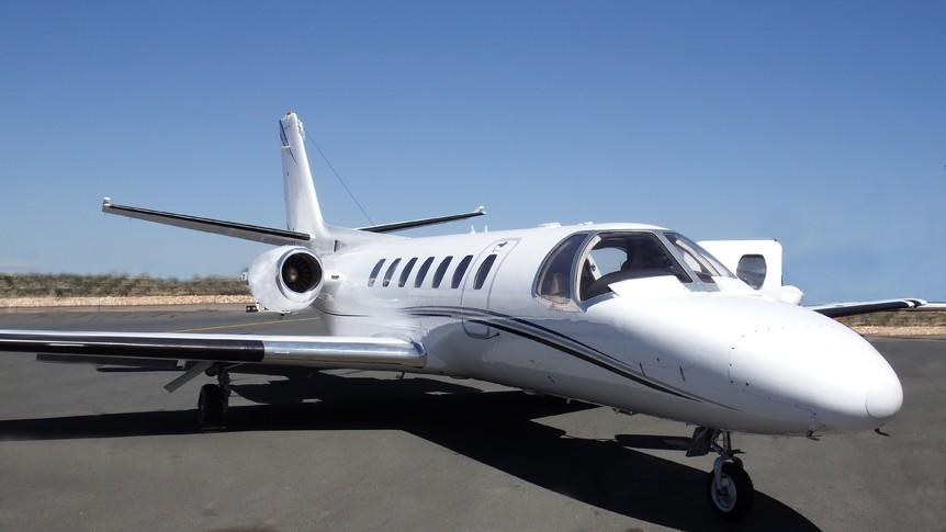 Cessna Citation V Exterior