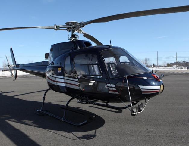 Airbus/Eurocopter AS 350BA 1