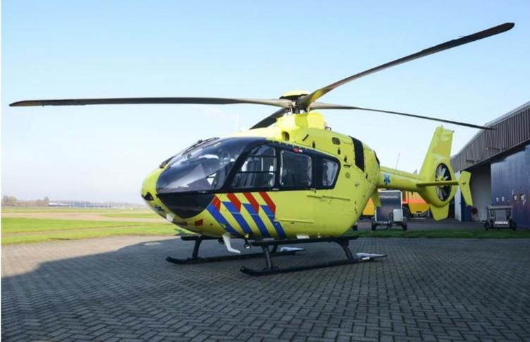 Airbus/Eurocopter EC 135T2 Exterior