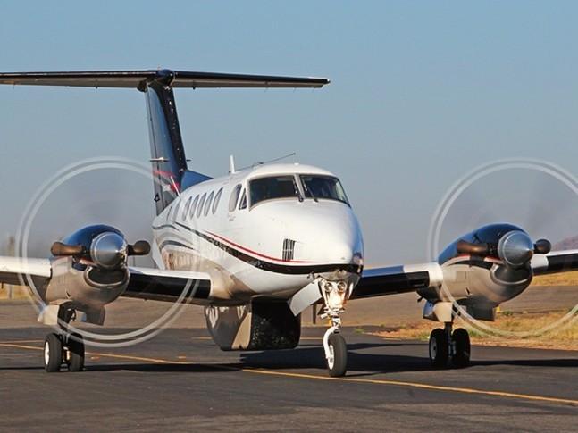 Beechcraft King Air B200 1