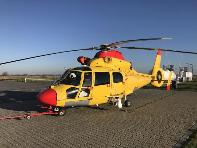Airbus/Eurocopter AS 365N-3 1