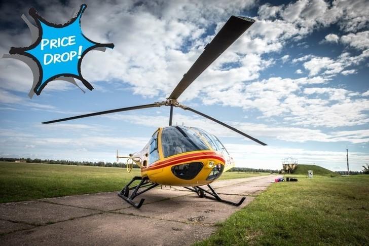 Enstrom 280  OK-EFX   Wilco Aviation