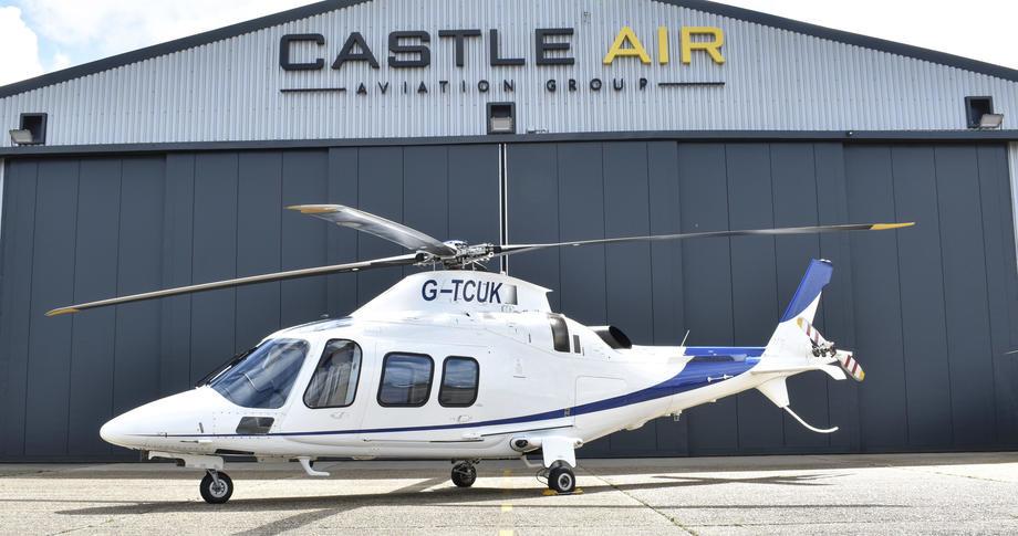 Agusta A109S Grand Exterior