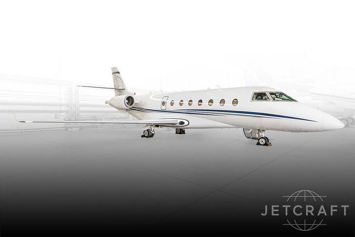 Gulfstream G200 1