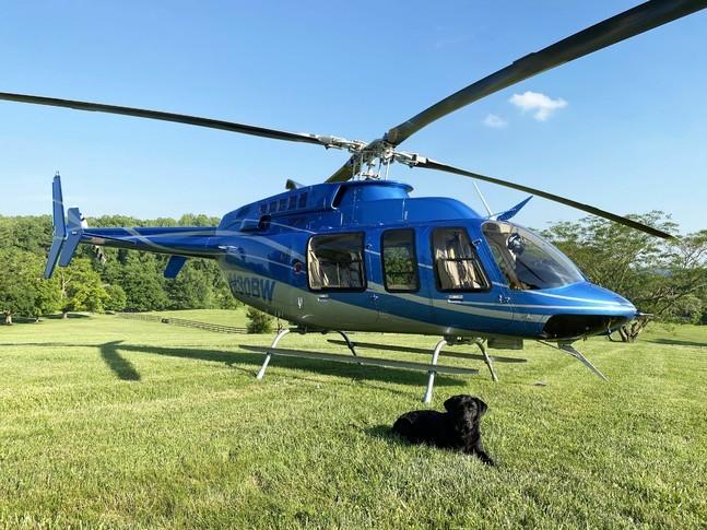 Bell 407GXP 1