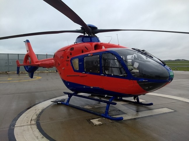 Airbus/Eurocopter EC 135T2+ 1
