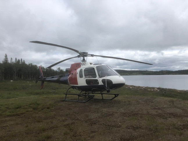 Airbus/Eurocopter AS 350B-3+
