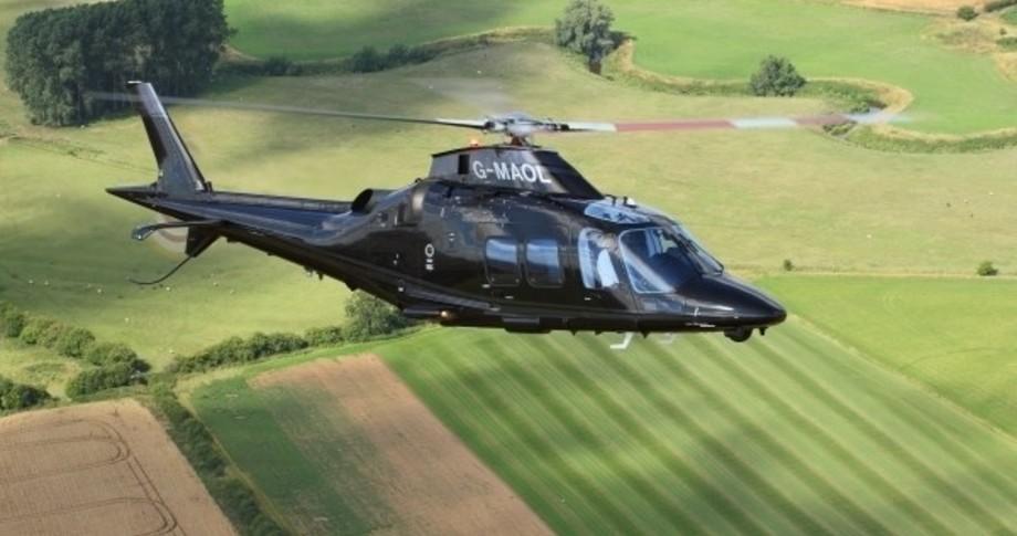 Agusta AW109 Grand New