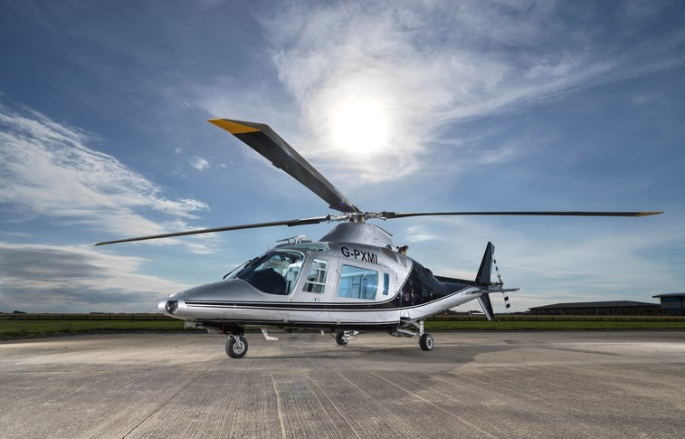 Agusta A109C Exterior