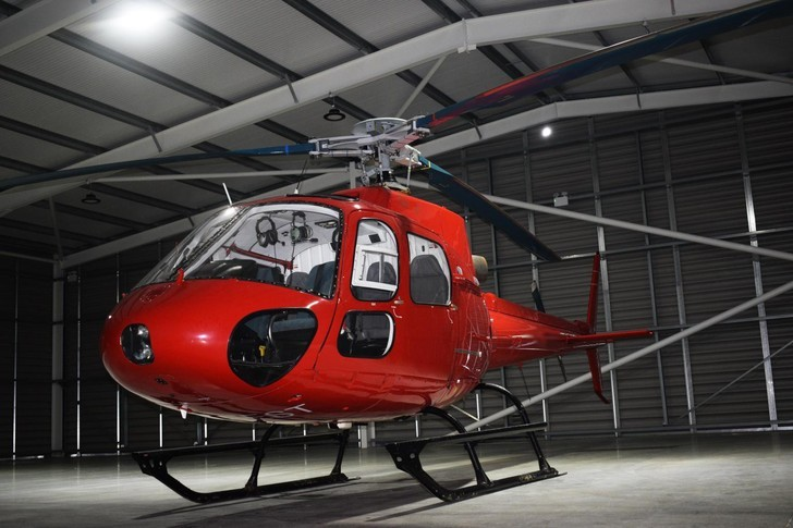 Airbus/Eurocopter AS 350B 1