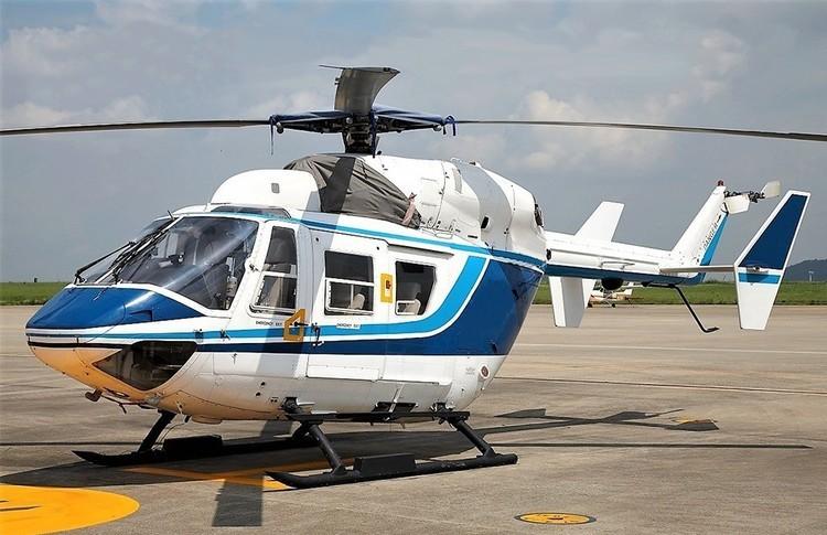 Airbus/Eurocopter BK 117 B-1