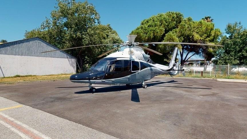 Airbus/Eurocopter EC 155B1 Exterior