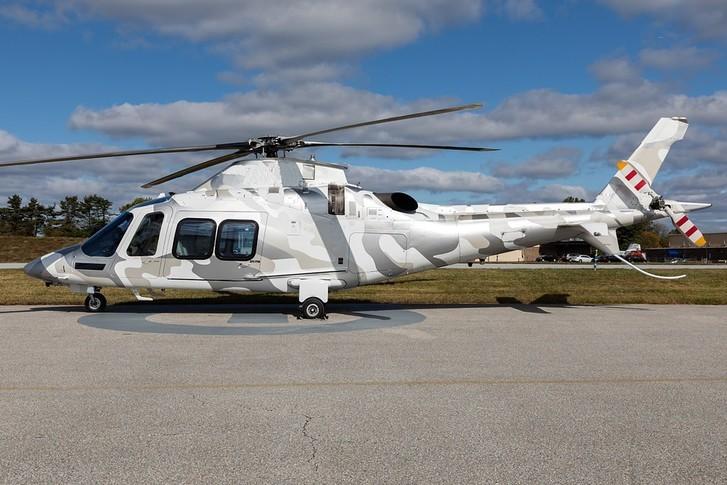 Agusta A109SP 1