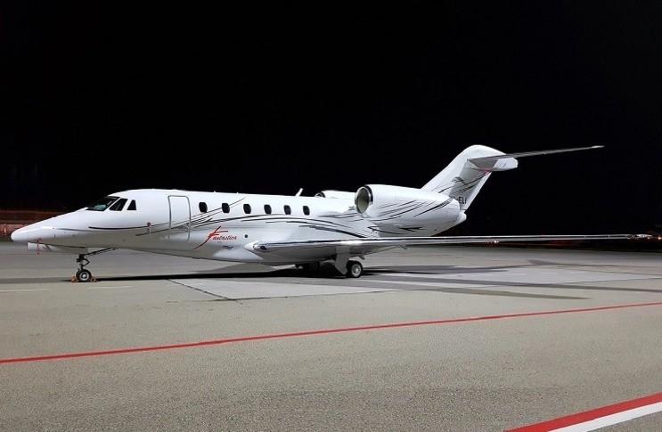 Cessna Citation X 1