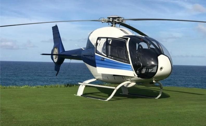 2001 eurocopter ec120b exterior