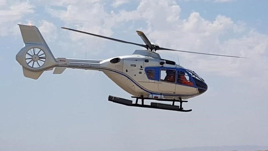 2000 eurocopter ec135t1 exterior