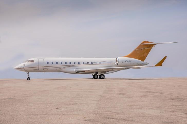 Bombardier Global 6000 1