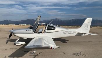 2007 cirrus sr22 g3 gts turbo exterior