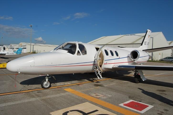 Cessna Citation ISP Exterior