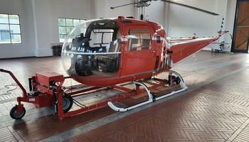 Bell 47G-3B-1 1