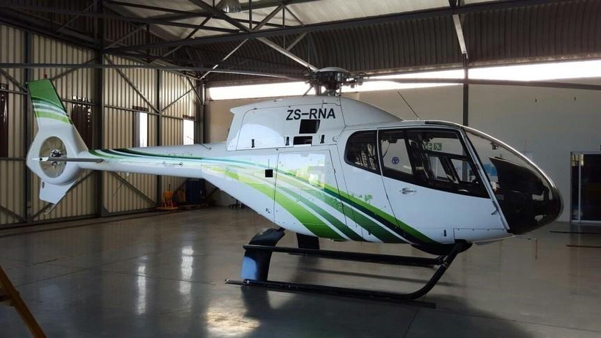 2001 eurocopter ec120 exterior