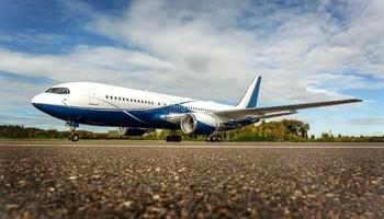 Boeing 767 Exterior