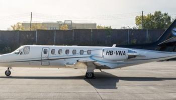 Cessna Citation V Ultra Exterior