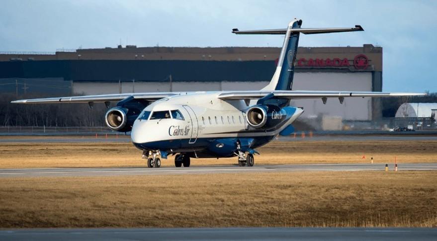 2001 dornier 328 300 exterior