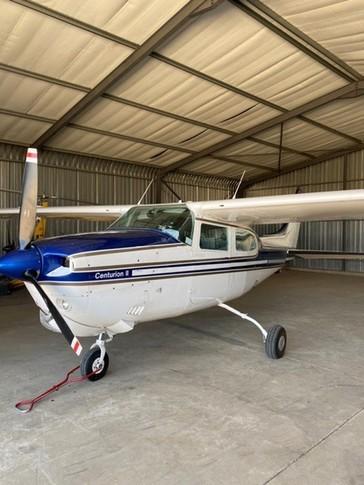 Cessna Turbo 210 Exterior