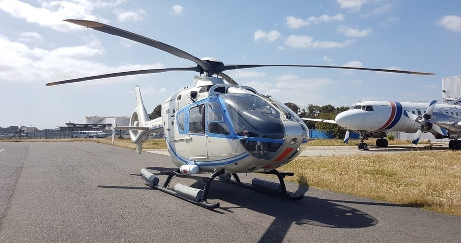 Airbus/Eurocopter EC 135T1 1