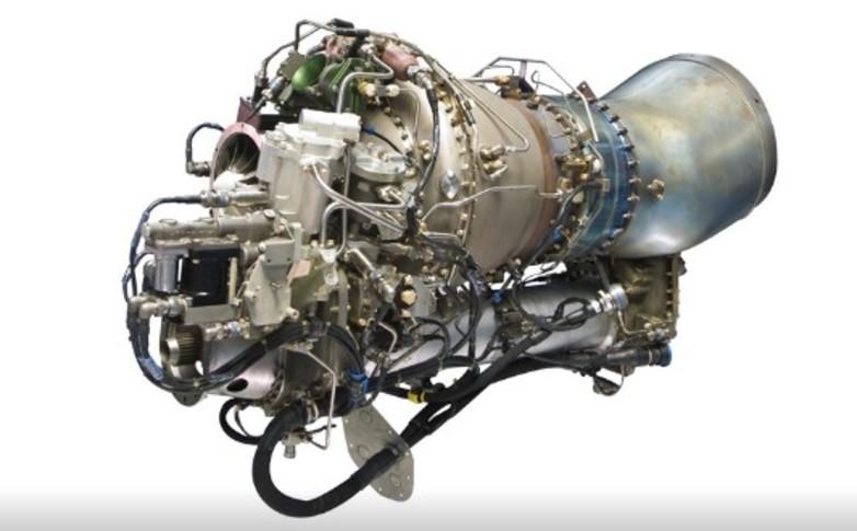 safran arriel 2d engine