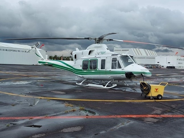 Bell 412EP 1