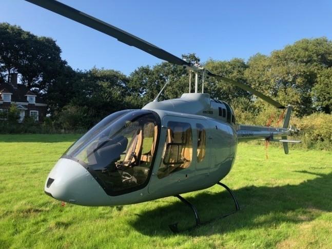 Bell 505 Jetranger X 1