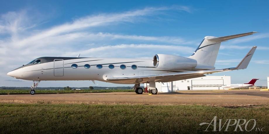 Gulfstream G450 Exterior