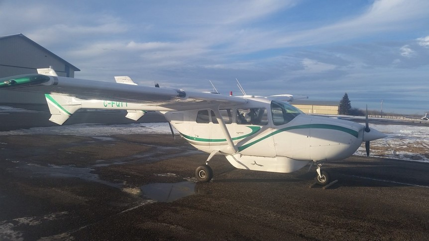 Cessna 337 Executive Cabin
