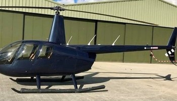 Robinson R44 Clipper II 1