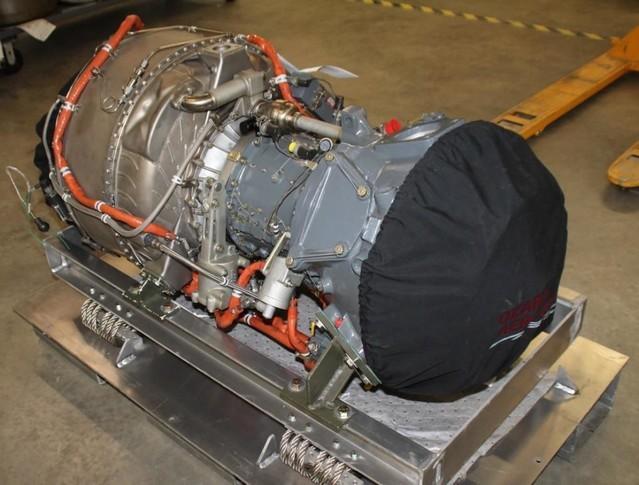 Honeywell T5317A Engine