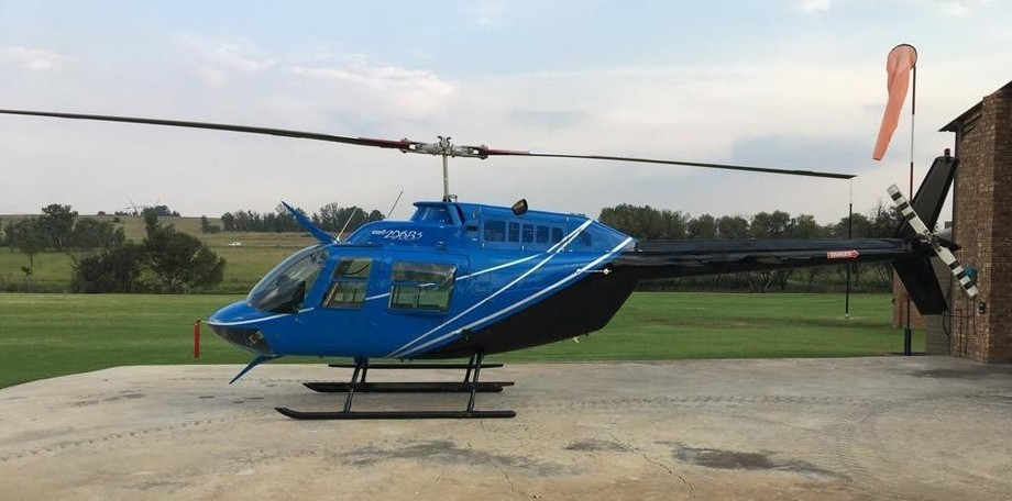 Bell 206B III 1