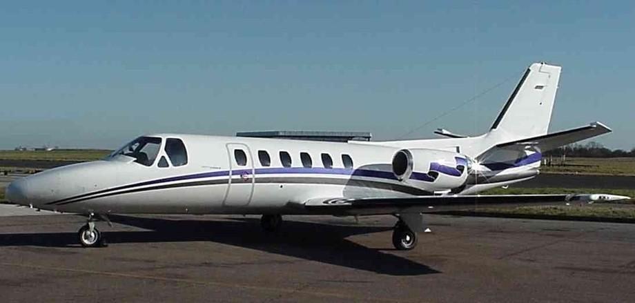 Cessna Citation II 1