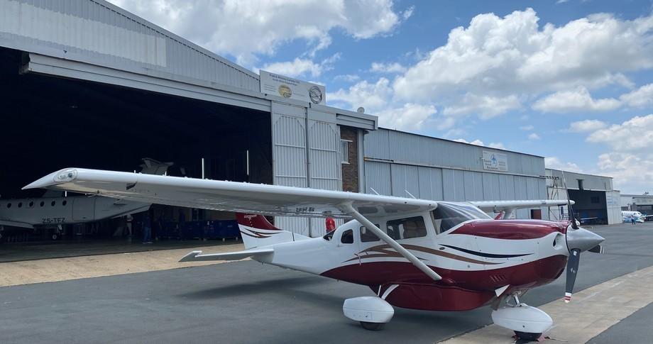 Cessna Turbo 206H Stationair 1