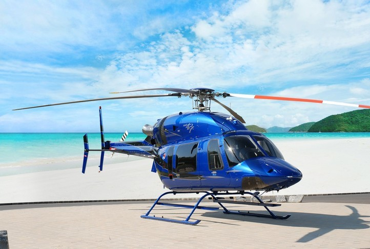 Bell 427 Exterior