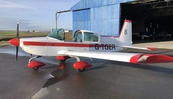 Grumman Tiger AA-5B 1