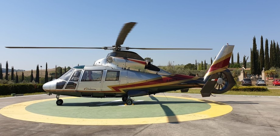 Airbus/Eurocopter AS 365N-2 Exterior