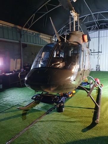 Bell 206L 3 Exterior