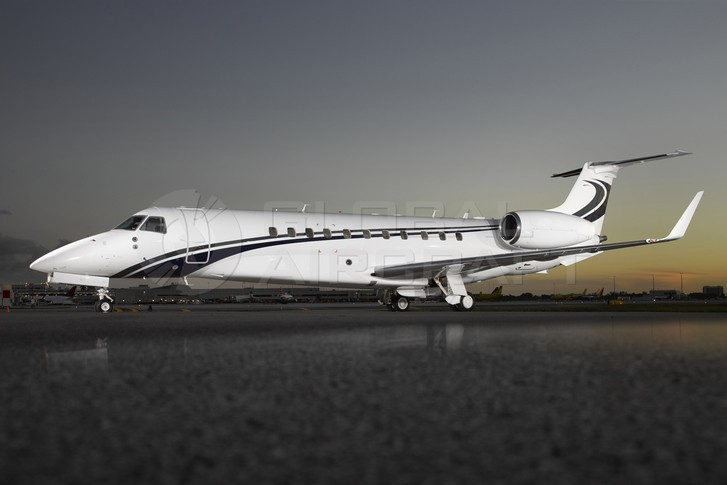 Embraer Legacy 650 1